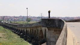 Uzunkopru, The Longest Stone Bridge in the World - Turkey