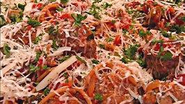 Betty's Spaghetti and Meatballs with Marinara Sauce