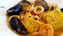 Brazilian Seafood Stew