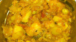 Cauliflower Aloo Curry