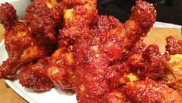Chicken Wings Spicy and Sweet