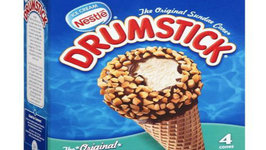 Nestle Drumstick -The Original Vanilla Review