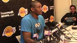 Metta World Peace Compares Jason Collins Coming Out To Cookie Monster T-Shirt