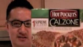 Hot Pockets Supreme Calzone  Review