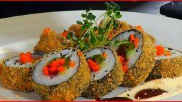 Hanapa'a Sushi Company - Ahi Katsu Roll Part 2