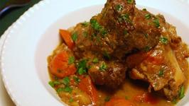 Mediterranean Lamb Shank