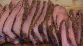 SmokingPit.com - Hoisin Marinated Beef Tri Tip Slow Cooked on a Yoder Wichita Offset Smoker