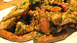 Curry Crab Legs
