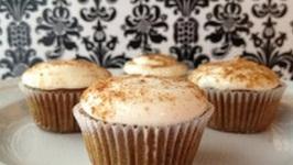 TBT Chai Cupcakes