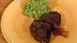 Rosemary Mint Grilled Loin Lamp Chops