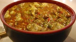 Chicken Or Turkey Soup