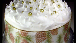 Decorating the Christmas Cake