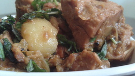 Jack fruit And Potato Spicy Curry