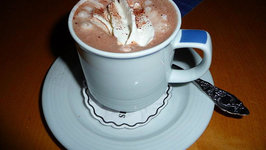 Nutella Frangelico Hot Chocolate