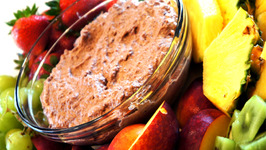 Chocolate Fruit Dip Delight