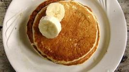 Buttermilk Whole Wheat Pancakes