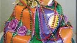 7 Edible Mardi Gras Cake Decoration Ideas By Ecofoods Ifoodtv