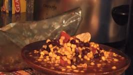 Corn and Black Bean Salsa-Appetizers
