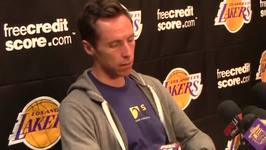 2013 Lakers Exit Interviews Highlights - Day 1 (Steve Nash, Metta World Peace and More)