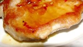 Pork Tenderloin with Orange and Ginger