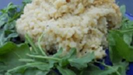 Millet Mash Instead of Mash Potatoes