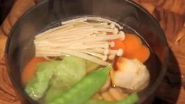 Japanese New Year's Soup - Ozoni