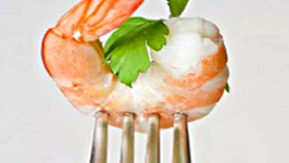 Healthy Mexican Shrimp Appetizer
