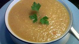 Cold Senegalese Soup