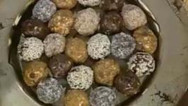 Healthy Flax Nuts Fudge