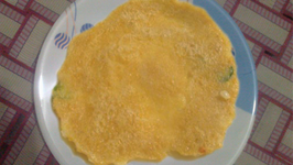 Spicy Rava Dosa