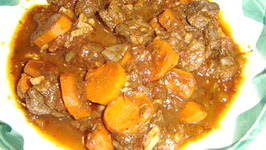 Our Nanny's Honest Irish Stew