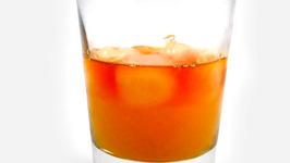 Orange Jack Nutball Cocktail