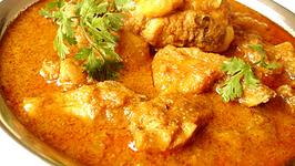Fijian Curried Chicken