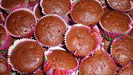 Surprise Chocolate Cupcakes