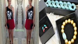 Fashion Haul 2013  Outfit Styling - KitsyLane, Persunmall, and more!