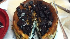 Terynia's Oreo Cheesecake Dessert