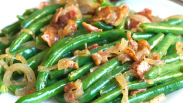 Venetian Style Green Beans