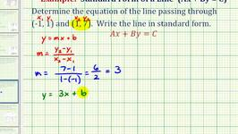 Ex: Find the Center and Radius of a Sphere Given an Equation in ...