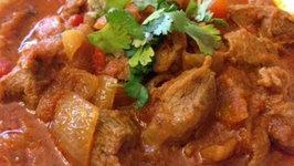 Easy Lamb Rogan Josh, Indian Food- Lamb Curry