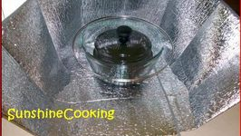 Clay Pot Solar Cooker