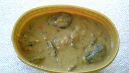 Stuffed Brinjal curry