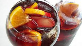 White Wine and Fruit Sangria