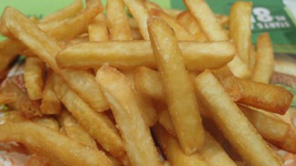 Skillet French Fries