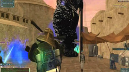 Goodbye Star Wars Galaxies - Welcome The Old Republic Epic Moments