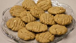 Cashew Macadamia Butter Cookies