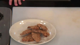Healthy Oven-Fried Pork Chop