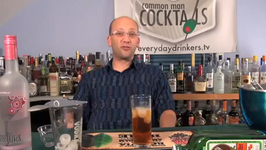 Easy Drinking Flavorful Jagerbubble Cocktail