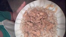 Once a Week Kitchen - How to Make Turkey Stroganoff