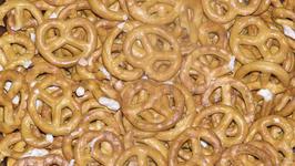 Soft Whole Wheat Pretzels