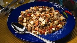 Spicy Tofu Chili